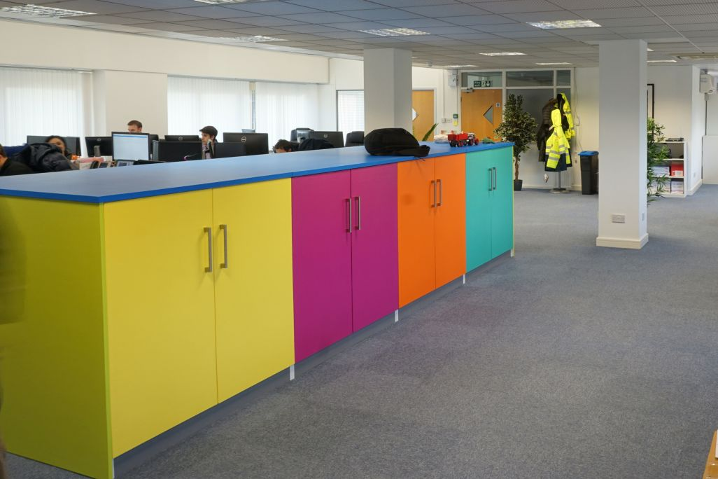 central office storage manufactured by Aspen Concepts