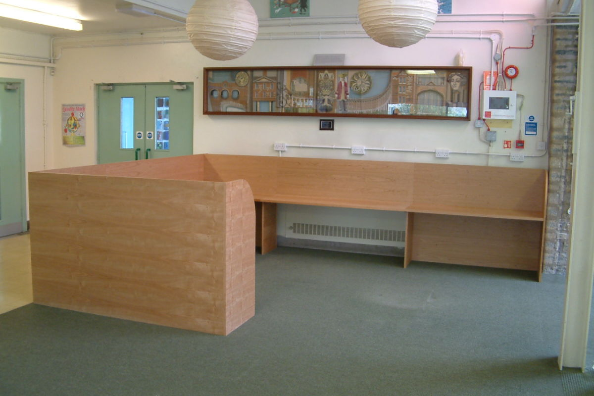 school study desk made by Aspen Concepts