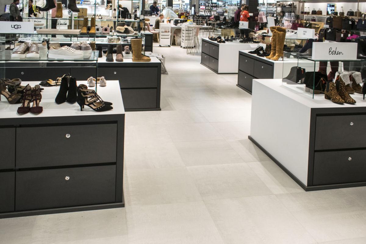 Aspen - John Lewis - Oxford - shoe department