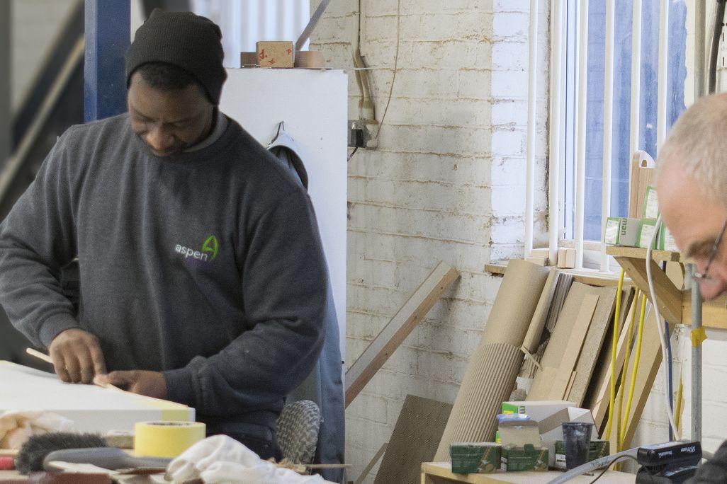 Aspen joinery workshop