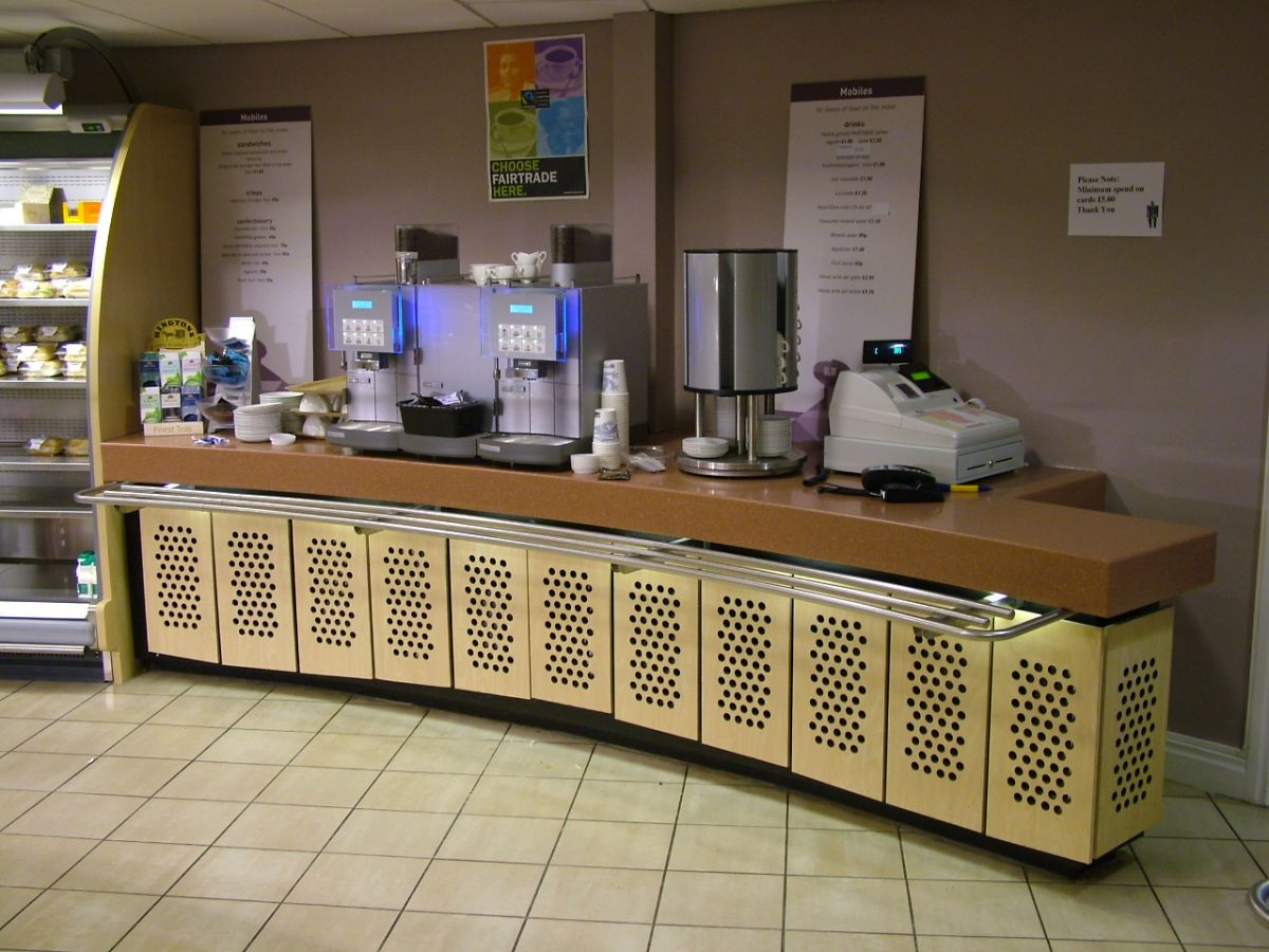 canteen servery