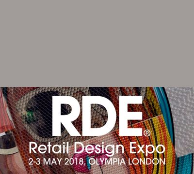 RDE 2018 expo banner