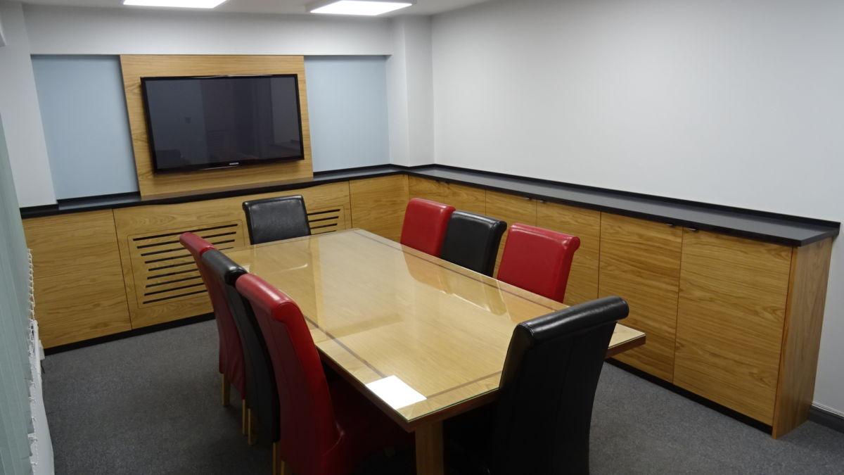 Board room refurbishment