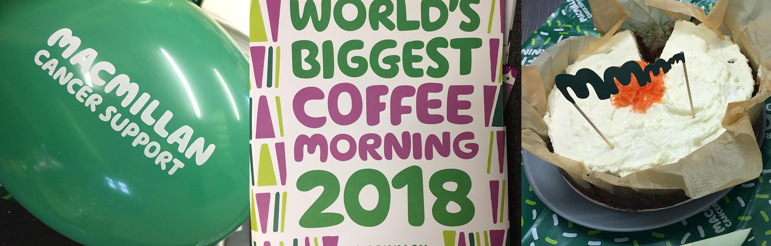macmillan coffee morning