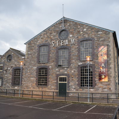 Steam Museum Swindon front outside
