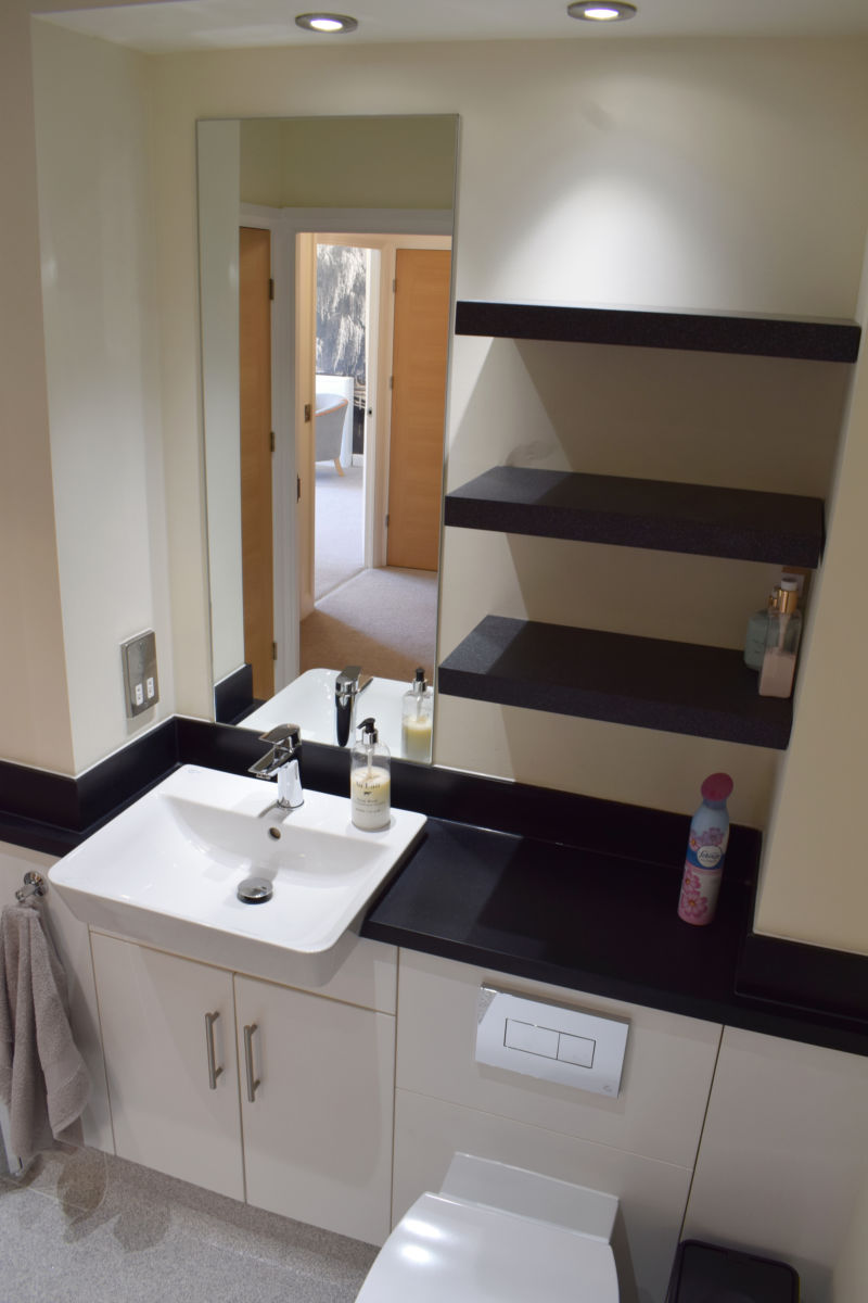 Bromford-white - bathroom vanity unit