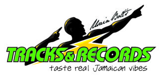 Usain Bolt Tracks & Records logo